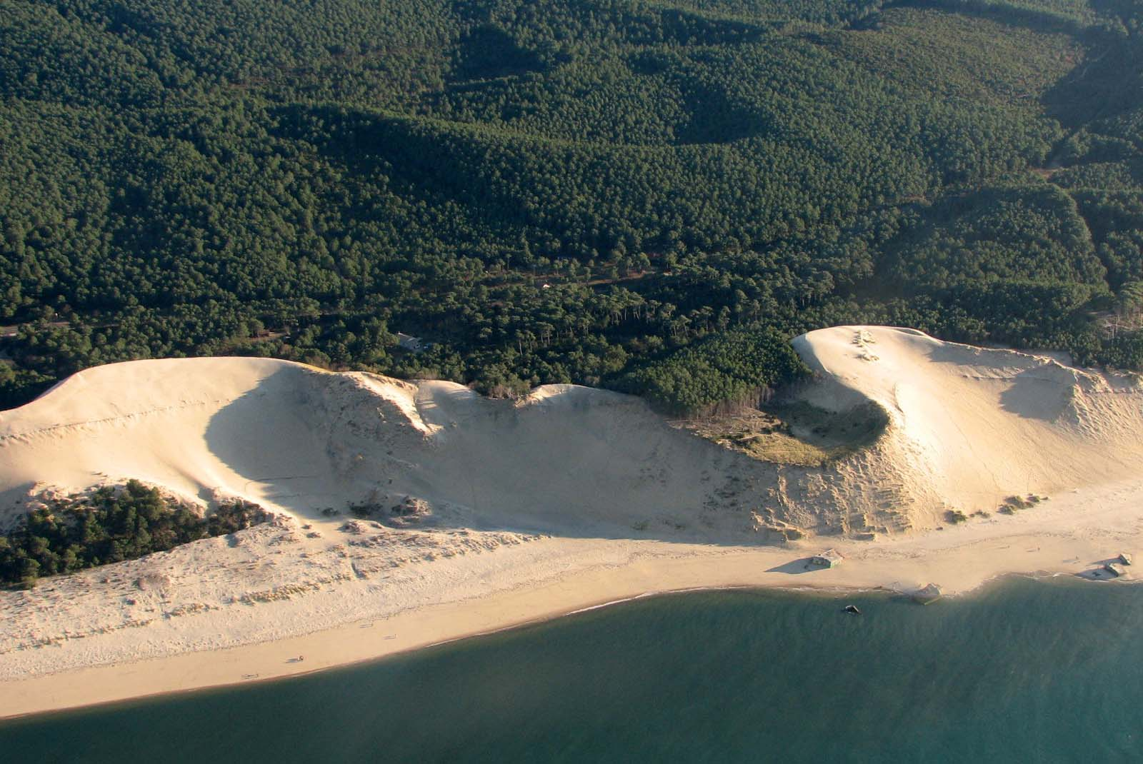 Arcachon Bay The Great Dune Of Pilat Cabadentra Bed And